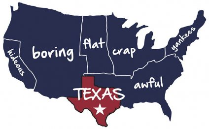 10 Reasons Why Texas Is The