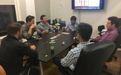 Poker Night at CareDox