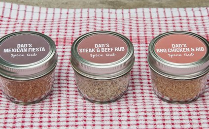 Fathers Day Spice Rubs