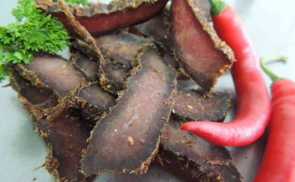 German-Beef-Jerky Chilly 250 g