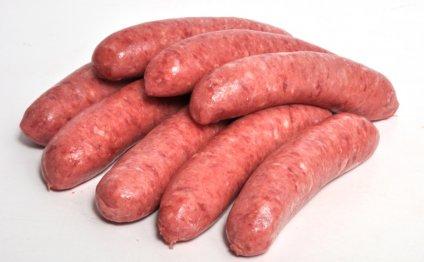 Halal Beef Sausage, Halal Beef
