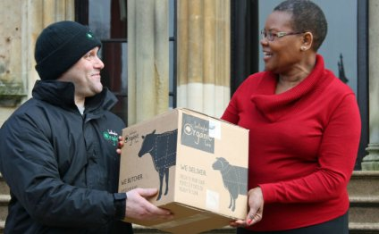 Organic Meat Delivered