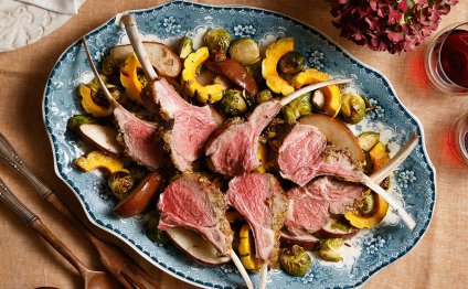 Rack of Lamb With