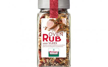 Oven Rub for Meat