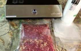 A vacuum sealer will somewhat raise the usable lifespan of the frozen game.