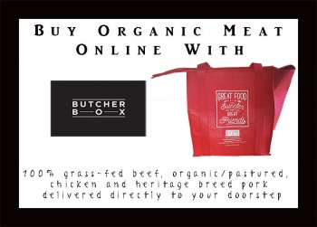Buy Organic Meat on the web With Butcher Box