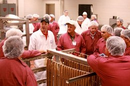 Meat Processing School