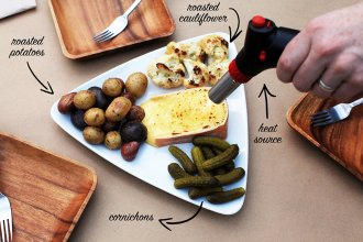 learning Raclette
