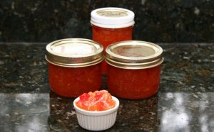 Hot Pepper Jelly recipe with liquid pectin