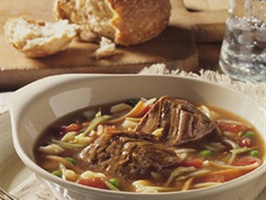 Slow Cooker Pot Roast Soup Ingredients: 11
