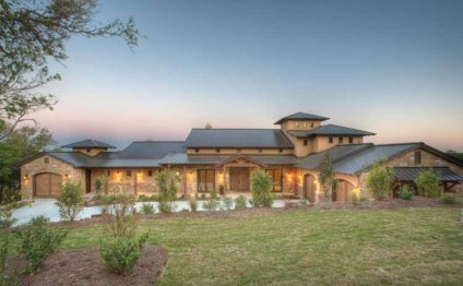 Texas style Ranch Homes