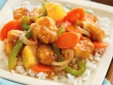 Chicken Teriyaki with vegetables recipe