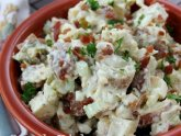 Texas bacon Ranch Potato Salad