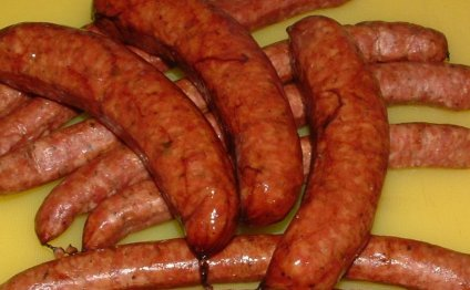 Texas Hill Country Sausage