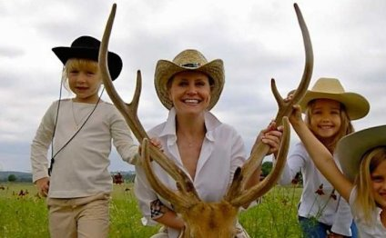 Deer Hunting Ranch in Texas